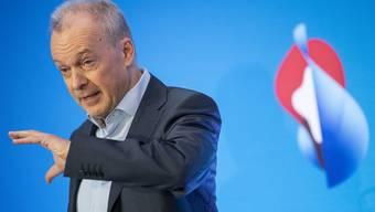 CEO Urs Schaeppi muss wiederholt erklären, warum die Swisscom Probleme mit der Technik hat.