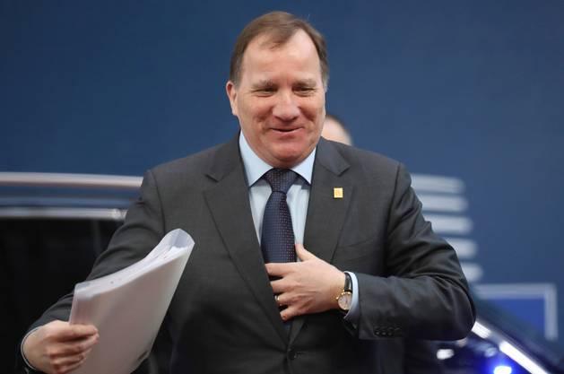 Der schwedische Ministerpräsident Stefan Löfven bezeichnet sich selbst als feministisch – Seine Regierung hat bereits einen «Ja heisst Ja»-Paragraphen eingeführt.