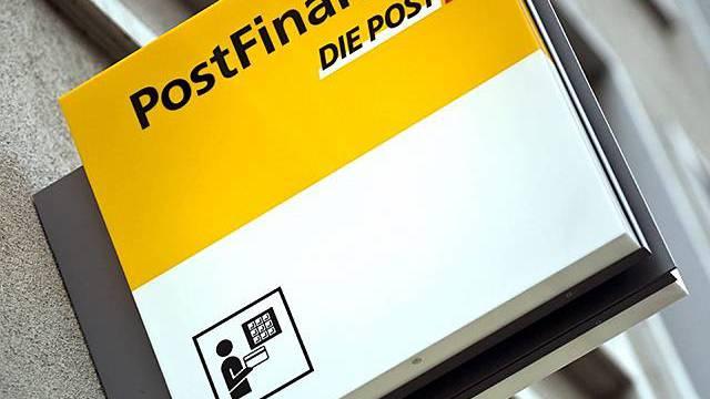 Keine Kreditgeschäfte bei PostFinance