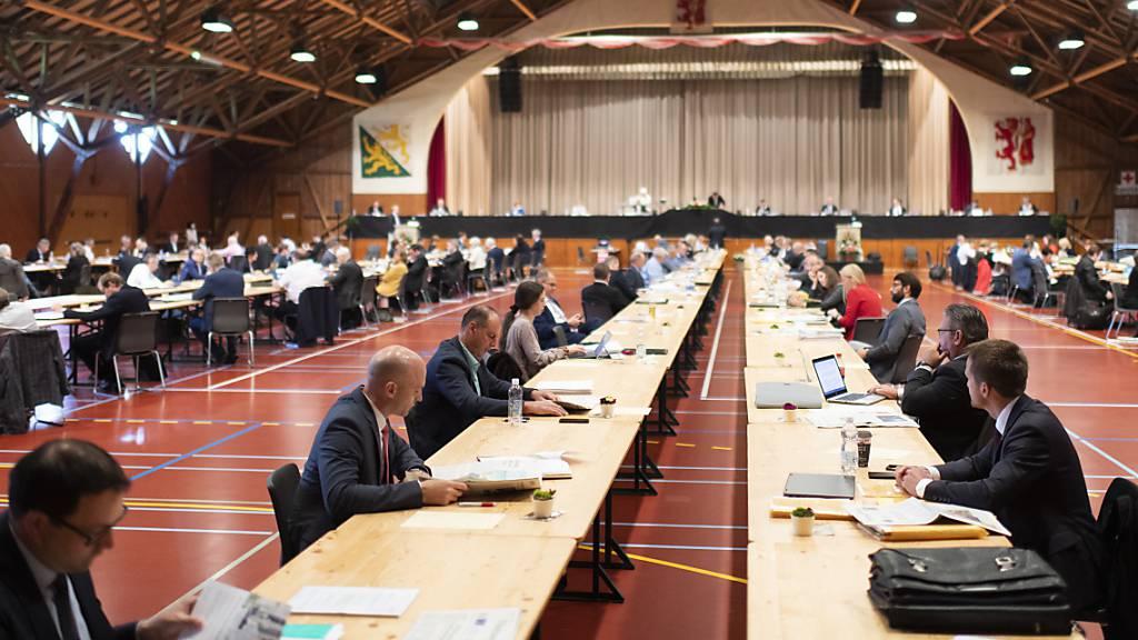 Der Thurgauer Grosse Rat diskutierte am Mittwoch ausgiebig über die Thurmed AG, die seit 1999 die Kantonsspitäler führt (Archivbild).