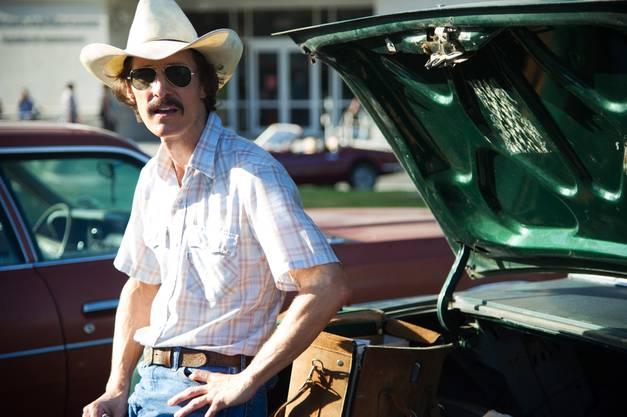 """Matthew McConaughey für """"Dallas Buyers Club"""""""