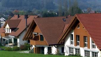 Der Eigenmietwert im Kanton Aargau wird erhöht - das Bundesgericht hat einen Einsprecher abblitzen lassen. (Symbolbild)