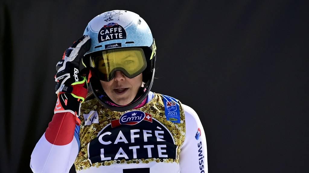 Nur Leder für Holdener – Liensberger ist Slalom-Weltmeisterin
