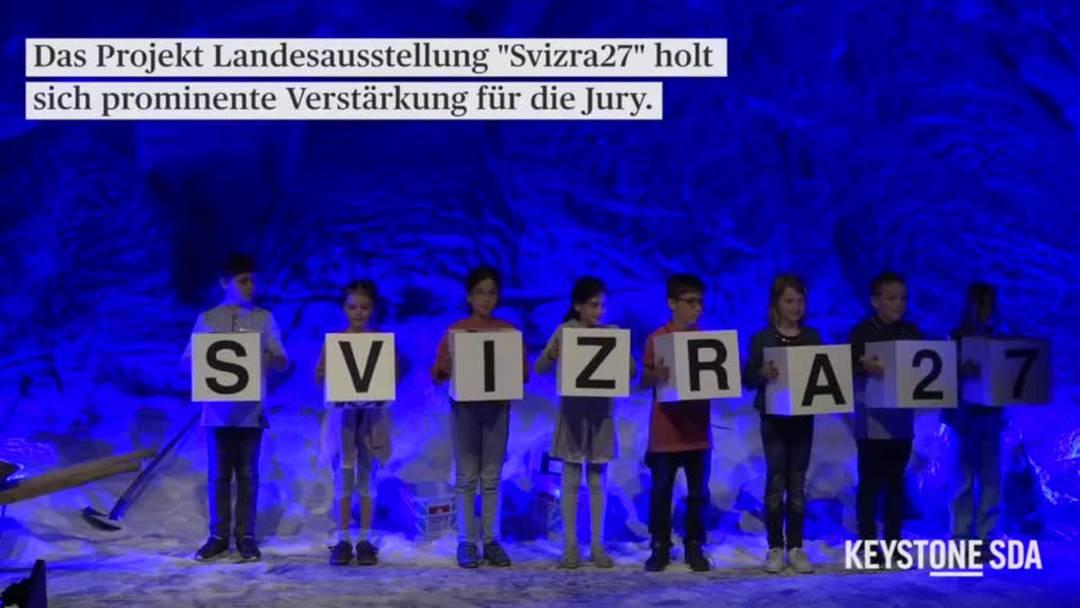 Leuthard & Co: Prominente Jury für die Landesausstellung Svizra27