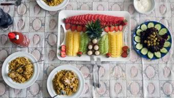 Kantischülerin Lara Bachofen schrieb ein multikulturelles Kochbuch als Matura-Arbeit