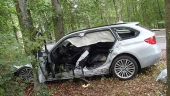 Unfall in Zetzwil (25.08.2018)