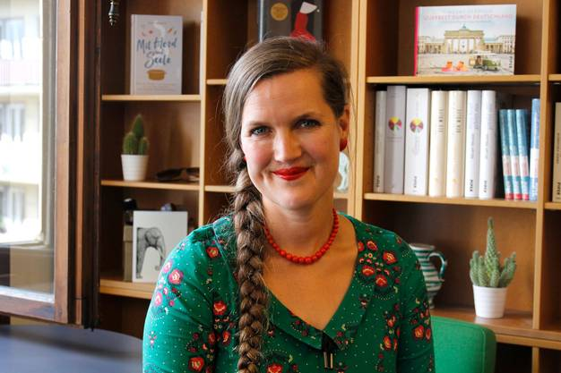 Sexual- und Psychotherapeutin Dania Schiftan