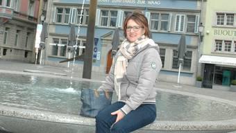 Sandra Claus arbeitet seit 2006 als Stadtführerin in Zürich - jetzt auch virtuell.