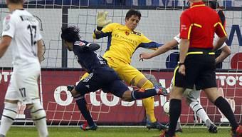 Dario Lezcano erzielt den Ausgleich für Luzern