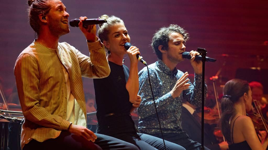 So erlebten Lo & Leduc die Radio Pilatus Music Night