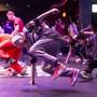 Aufwärmen mit Profis und Tanzbegeisterten am Red Bull BC One Camp