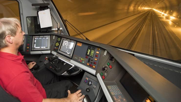 Die Lokomotivführer der SBB haben derzeit mit einer unzuverlässigen Software zu kämpfen.