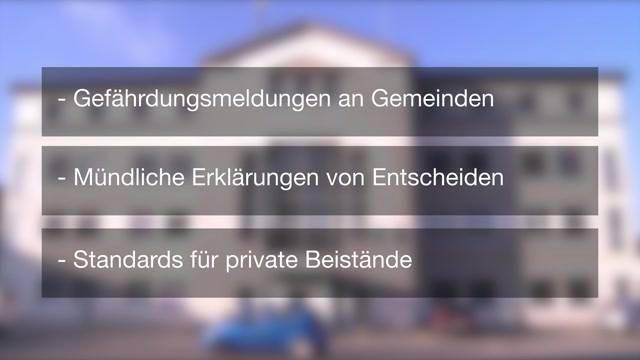 Regierung zu KESB