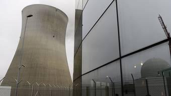 Das Atomkraftwerk Leibstadt musste kurz nach Inbetriebnahme wieder abgeschaltet werden. Am Montag ging es wieder ans Netz. (Archivbild)