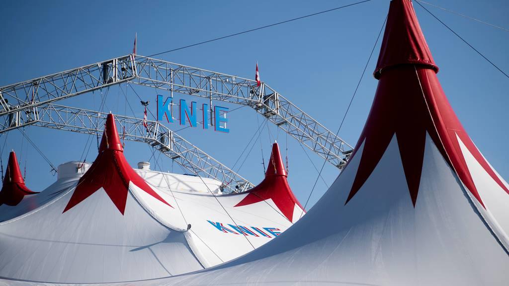Zirkus Knie führt auf seiner Tournee Maskenpflicht ein
