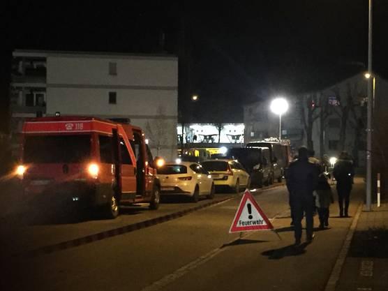 Die Feuerwehr Möhlin konnte den Brand löschen.