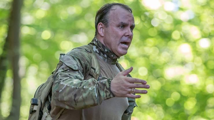 Navy Seal John MacLaren hat zehn Jahre lang als Elitesoldat für Amerika gekämpft.