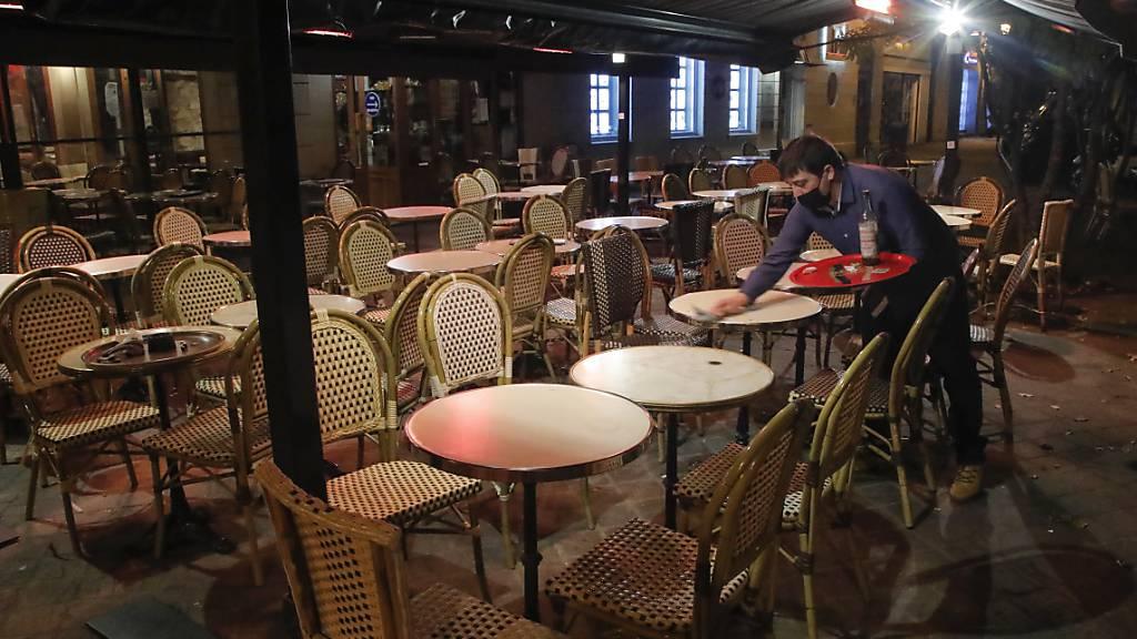 Nächtliche Ausgangssperre: In Paris geht das Licht aus