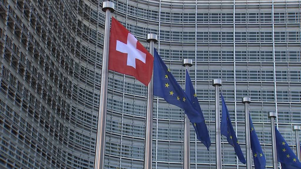 Rahmenabkommen: Bundespräsident Guy Parmelin kommt zu keiner Lösung