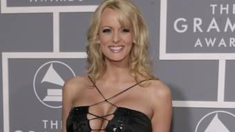 """Erhielt 130'000 Dollar vom Anwalt des US-Präsidenten: Pornodarstellerin Stephanie Cliffoard (""""Stormy Daniels""""). (Archivbild)"""