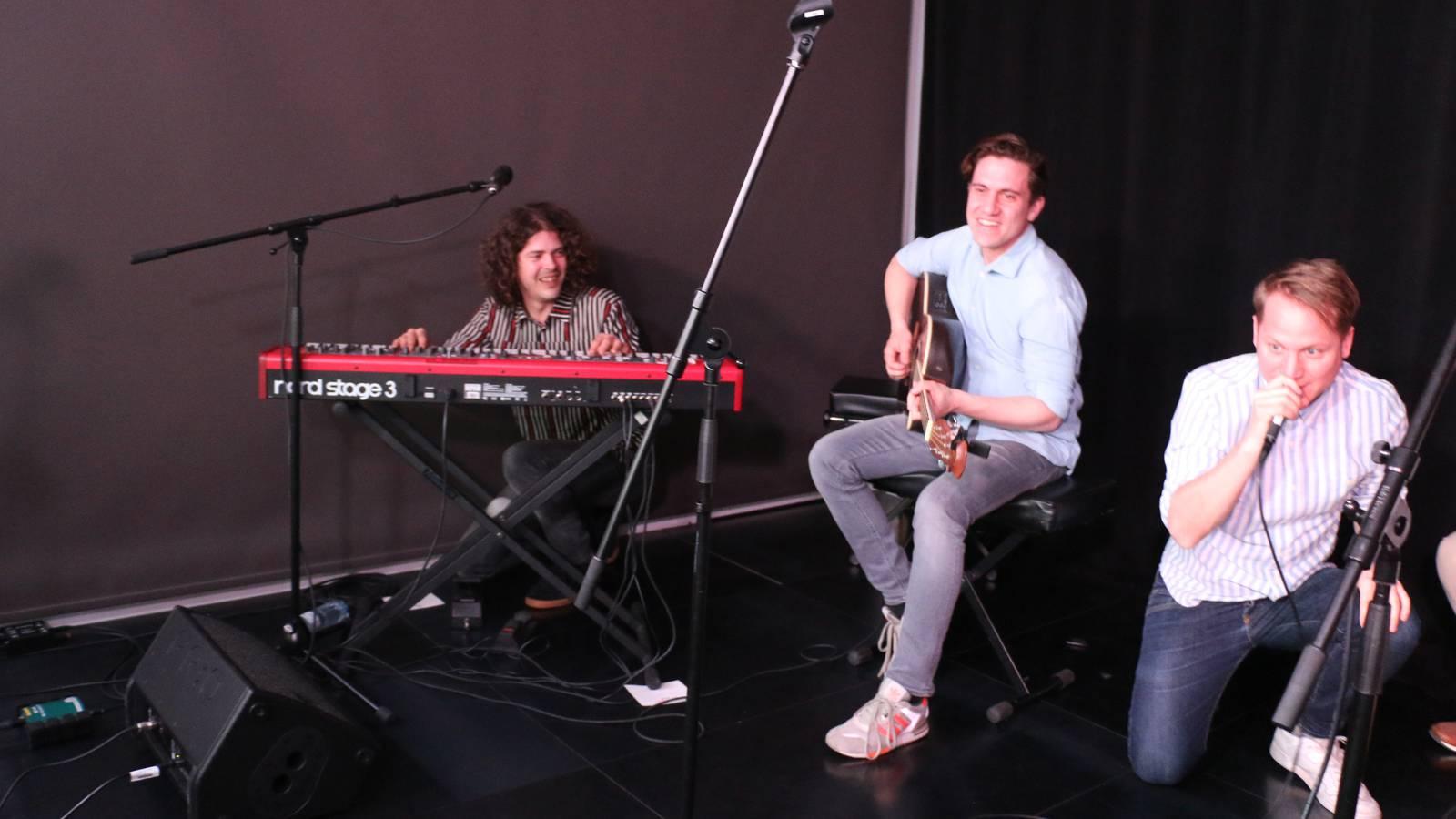 Hecht #stage24 (© Radio 24)