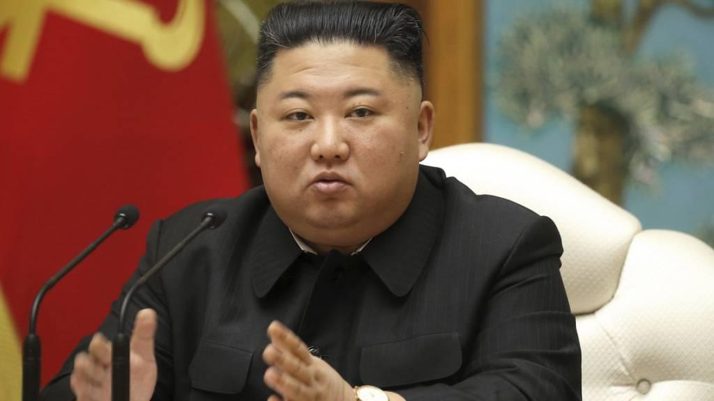 Parteitag der nordkoreanischen Arbeiterpartei eröffnet