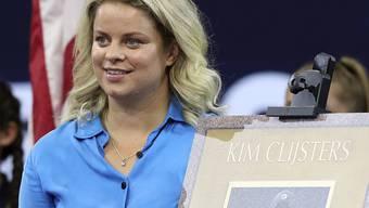 Will es nochmals wissen: Kim Clijsters kehrt 2020 als 36-Jährige auf die WTA-Tour zurück