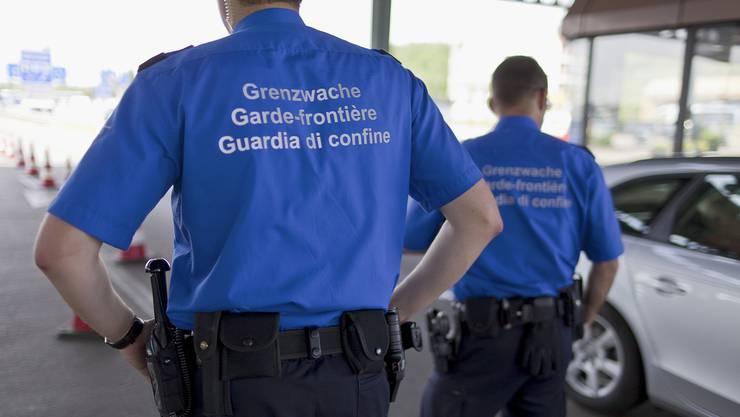 Die Grenzwächter erhalten Verstärkung. (Symbolbild)