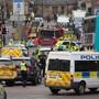 Die Sicherheitskräfte haben den Messerangreifer von Glasgow formell identifiziert und die Öffentlichkeit über das Ergebnis informiert. (Archivbild)