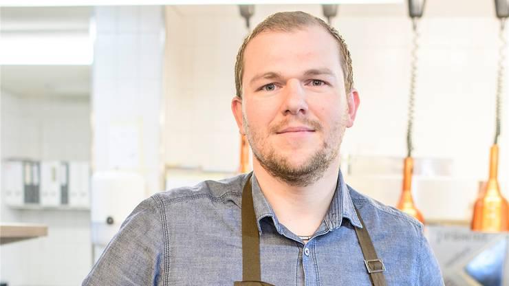 Pascal Steffen, ausgezeichneter Sterne-Koch.