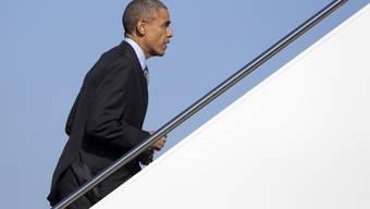 Die US-Republikaner wünschen sich Obama weit weg