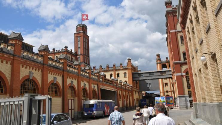 Feldschlösschen-Brauerei musste Rangierbetrieb umstellen.