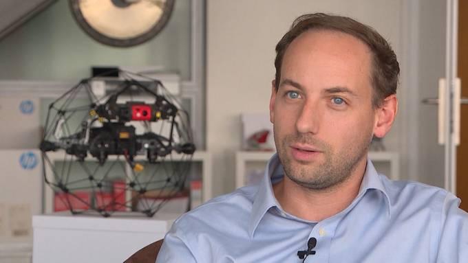 """Patrick Thévoz: Sieger der Kategorie """"Emerging Entrepreneur"""""""