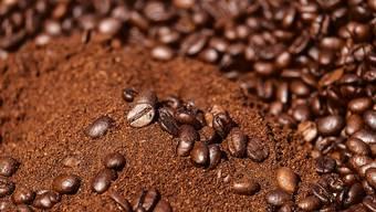 Heikle Phase: Nach dem Mahlen sollte Kaffee möglichst rasch genossen werden.