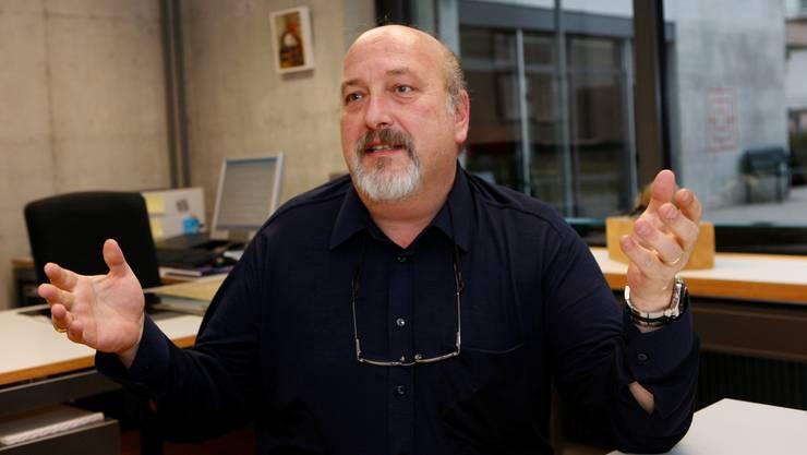 Urs Wirth wurde als einziger Kandidat für das Amt des Vize-Stadtpräsidenten von Grenchen gewählt.