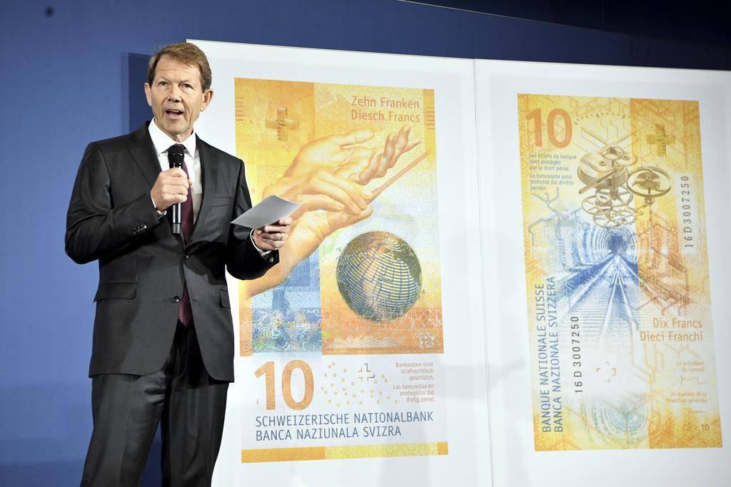 Die neue 10er-Note