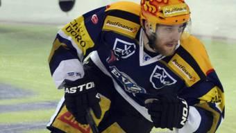Linus Omark, der in der Saison 2012/13 für den EV Zug spielte, kehrt in die Schweiz zurück - zu Genève-Servette