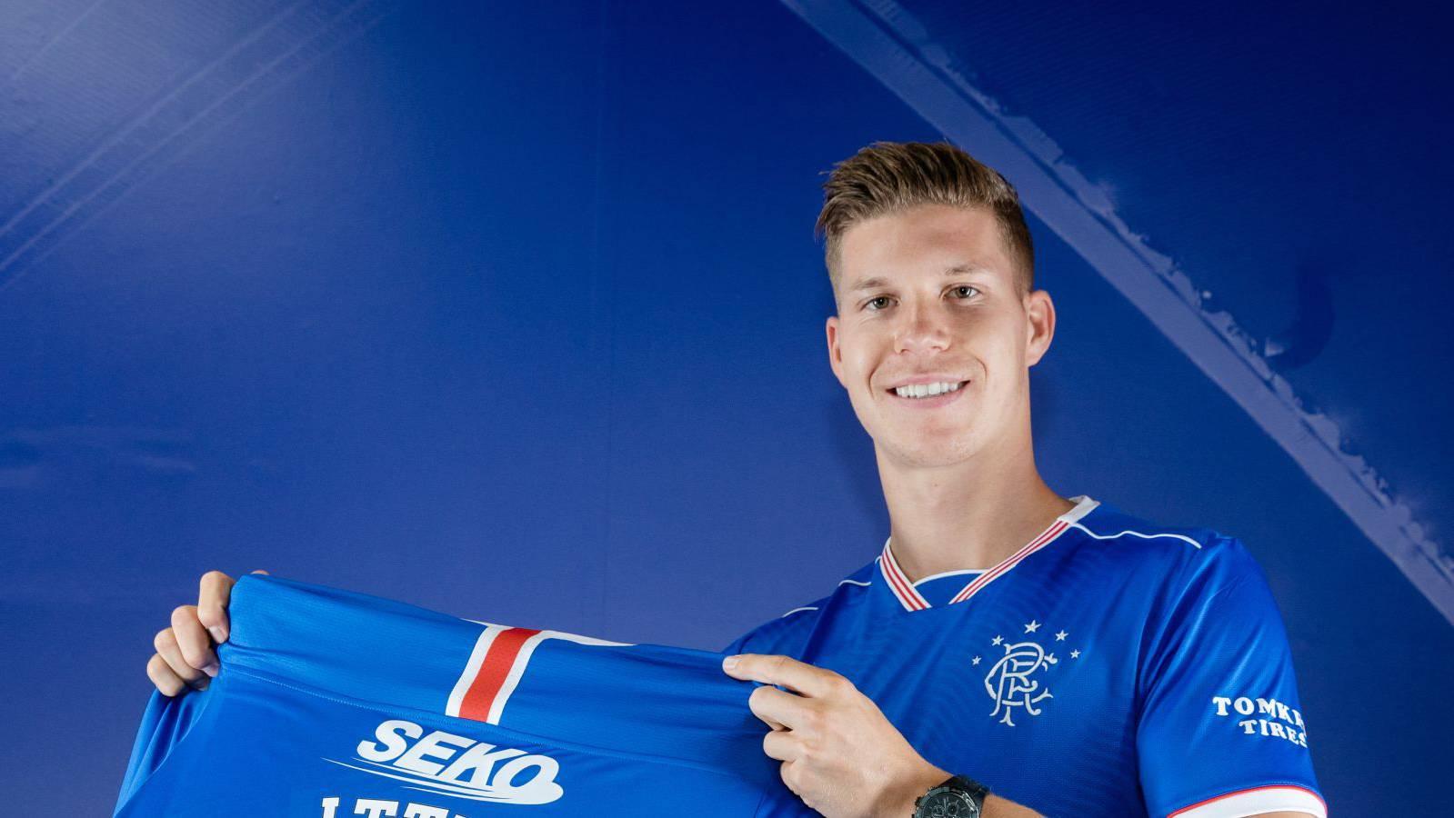Cedric Itten soll die Rangers wieder zu früherem Glanz führen.