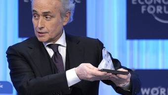 José Carreras mit dem Crystal Award