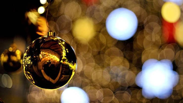 Der Weihnachtsmarkt in Muttenz ist vorläufig gerettet (Symbolbild).