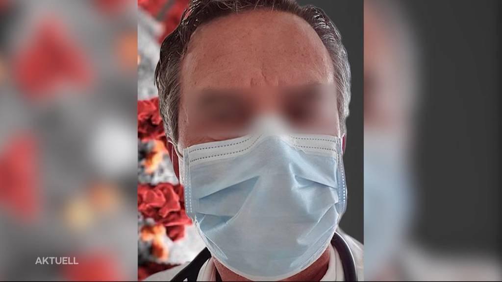 Wettinger Arzt wehrt sich gegen seine Verhaftung