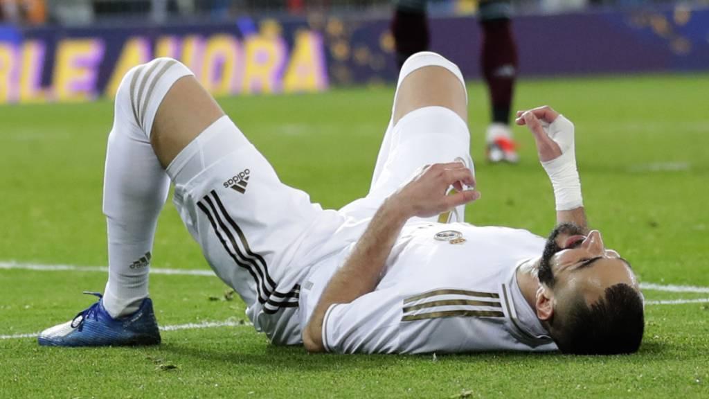 Real Madrid spielt nur unentschieden