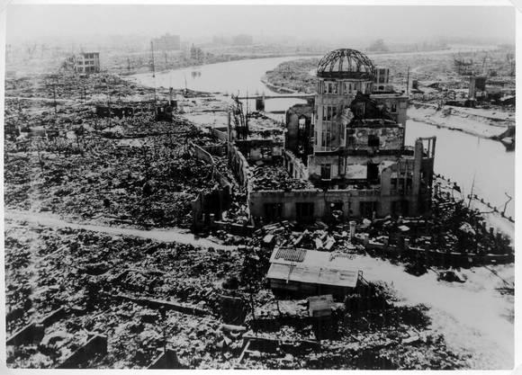 Vor 70 Jahren fiel eine Atombombe auf Hiroshima