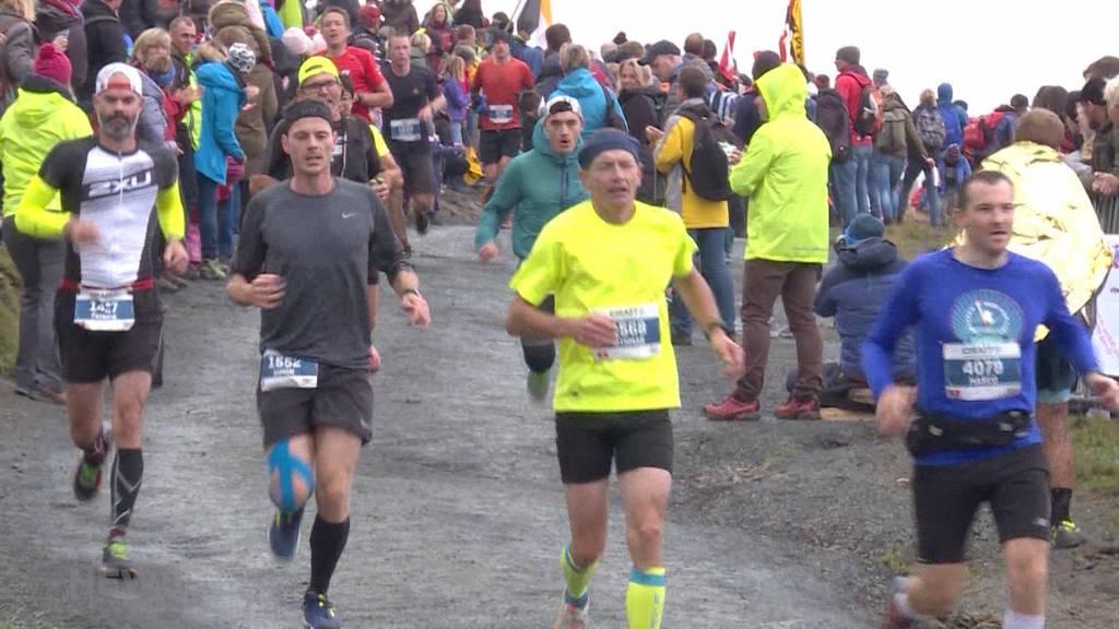 TeleBärn läuft am Jungfrau-Marathon mit
