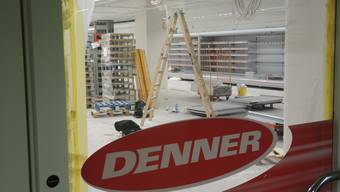 Da die Denner-Filiale noch im Umbau ist, konnte man den Rabatt nicht nutzen.