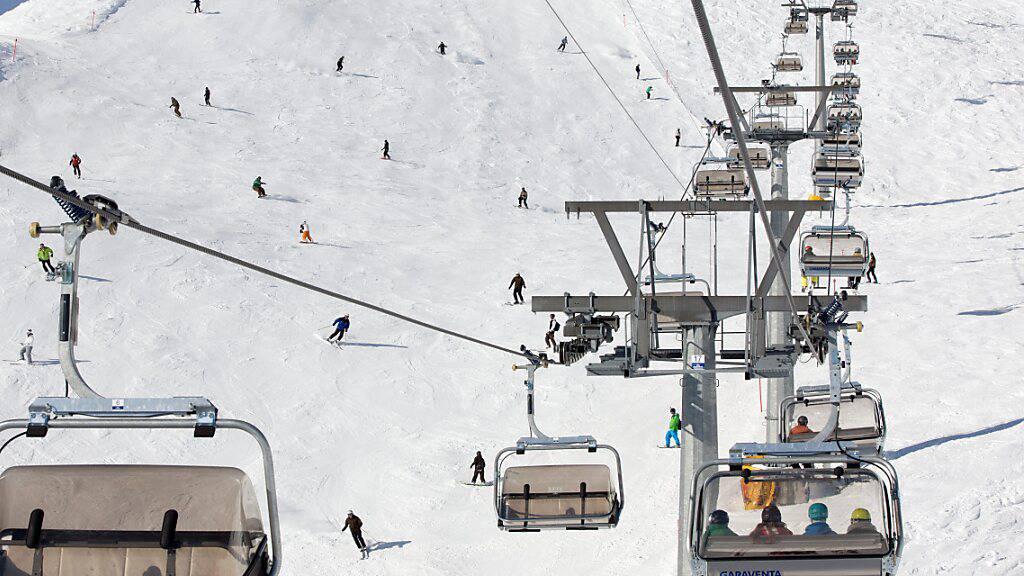 Bündner Bergbahnen sind halbwegs zufrieden mit dem Februargeschäft
