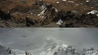 Schweizer Skigebiete wieder weiss