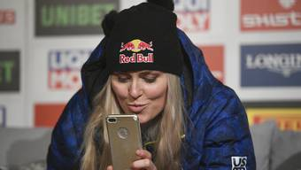 Lindsey Vonn zieht Bilanz über ihre Karriere – vor dem allerletzten Rennen am Sonntag in der WM-Abfahrt.