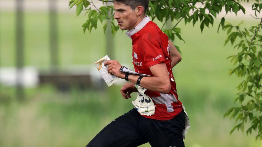 Fabian Hertner gewinnt WM-Silber über die Mitteldistanz