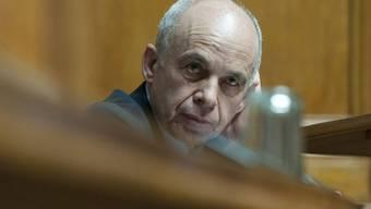 Ueli Maurer muss im Nationalrat Kritik einstecken